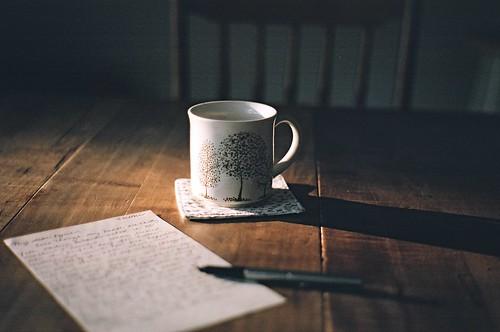 letter writing :: film