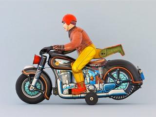 Atom Racer, Modern Toys 1960
