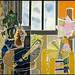 Braque, Georges (1882-1963) - 1939 The Studio or Vase Before a Window (Metropolitan Museum of Art, New York City)