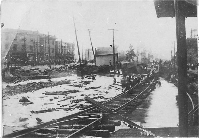 Prr After Flood Fayette County Dunbar Pa Flickr Photo