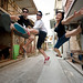 Jumping in Tai O by Penelope's Loom