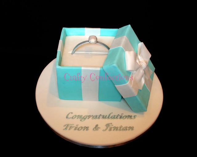 Engagement Ring Box Cake Flickr Photo Sharing
