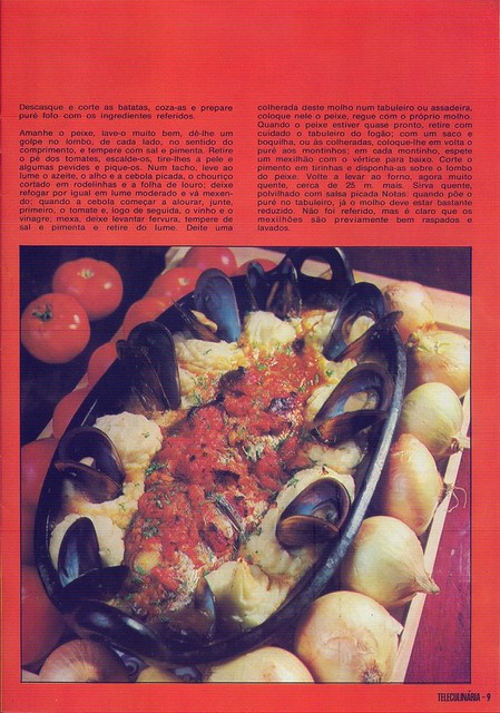 Tele Culinária e Doçaria, Especial Outono, Setembro 1980 - 7