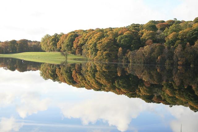 Loch Ken Reflections