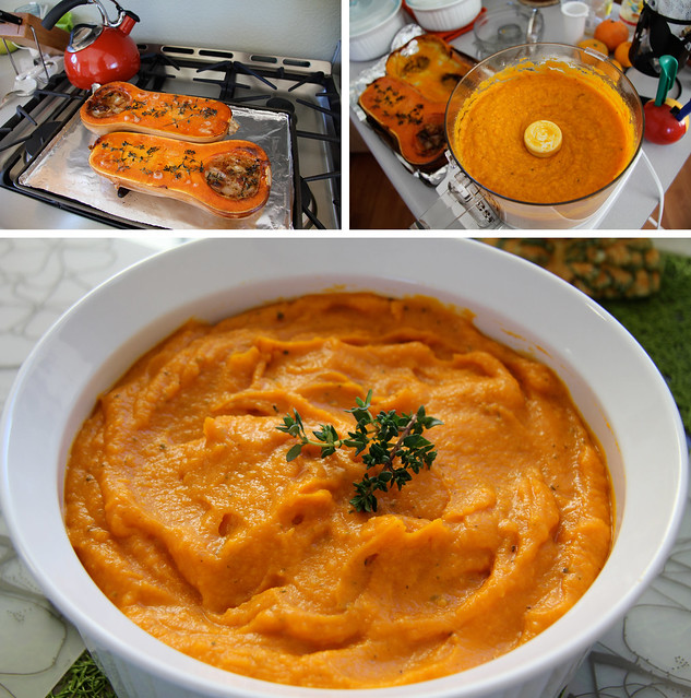 Roasted Butternut Squash Purée | Flickr - Photo Sharing!