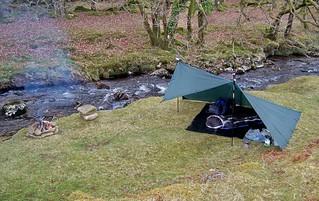 Dartmoor Wild Camping