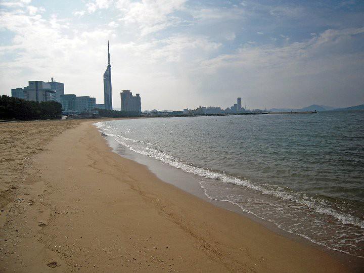 Seaside Momochi, Fukuoka