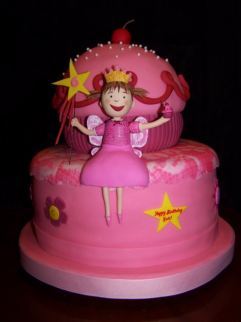 Pinkalicious Cake Images : Pinkalicious 2 Flickr - Photo Sharing!