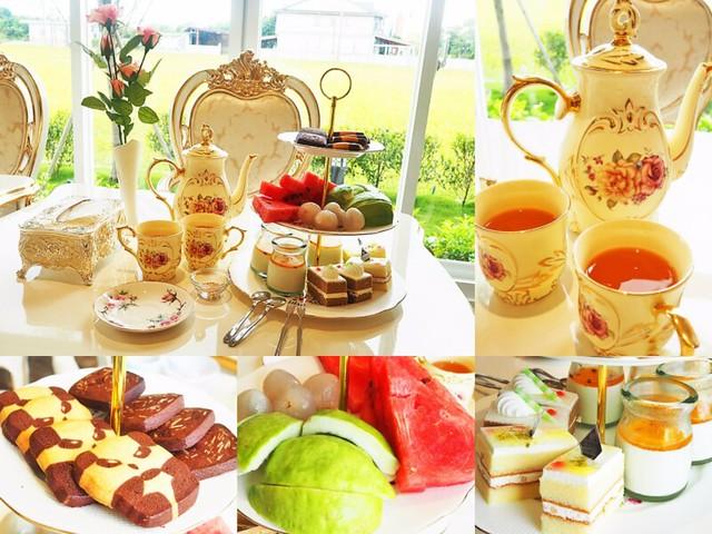 宜蘭民宿 卡布雷莊園 冬山 早餐 下午茶 90