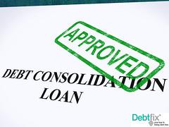Debt Consolidation - Debt Fix