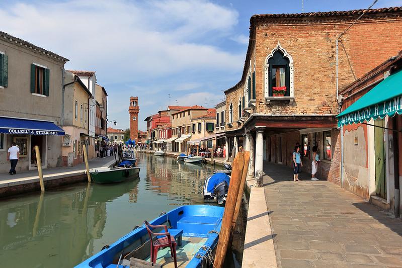 Fondamente Manin, Murano