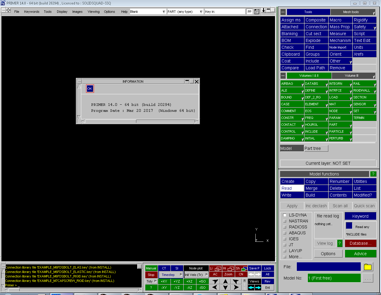 working with Oasys Suite 14.0 windows 64bit full