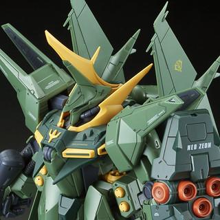 【台灣PB開賣!】RE/100 《機動戰士鋼彈ZZ》AMX-107 巴烏量產型(バウ量産型)