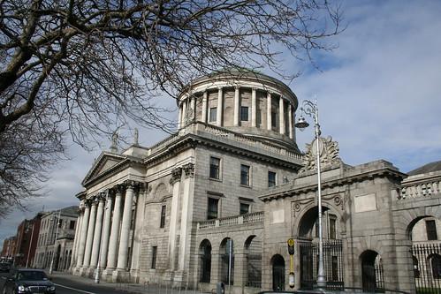2010.02.27 Dublin 13 Inns Quay 02 Four Courts