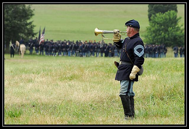 Infantry Bugler