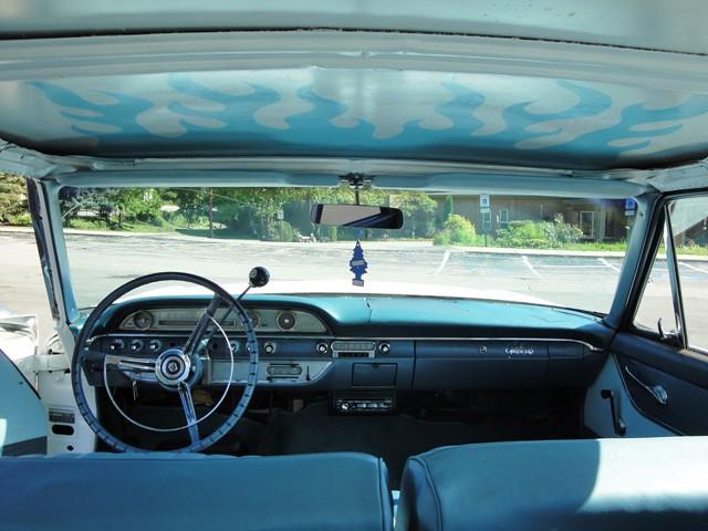 Custom 1962 Ford Galaxie | switchbladescarclub | Flickr