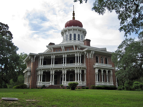 Longwood house, Natchez, MS