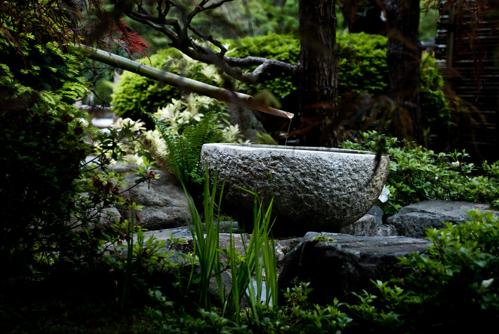 Stone Bowl Fountain