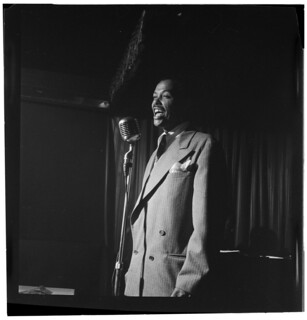 [Portrait of Billy Eckstine, New York, N.Y., between 1946 and 1948] (LOC)