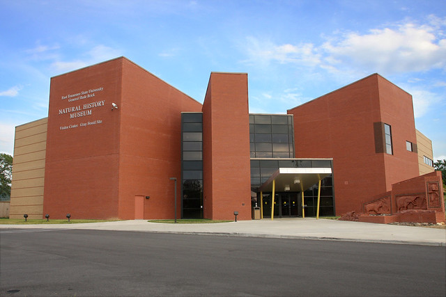 East Tennessee State University Natural History Museum