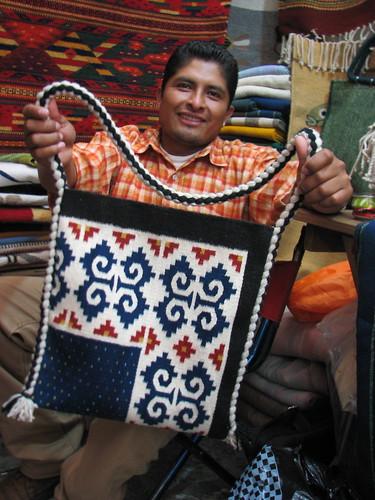 Weavings @ Luis Lazo Mendoza