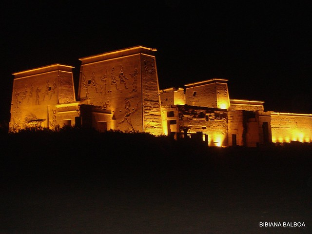 TEMPLO DE PHILAES EGIPTO