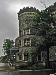 Grey Towers Castle (1893) – National Historic Landmark