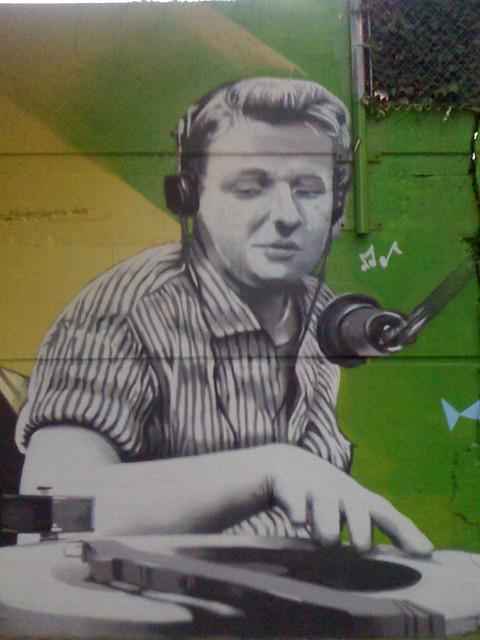 Beatty Street Mural
