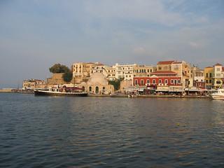 Port de La Canée, Crète