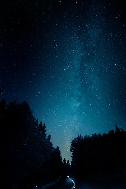 Milky Way Path