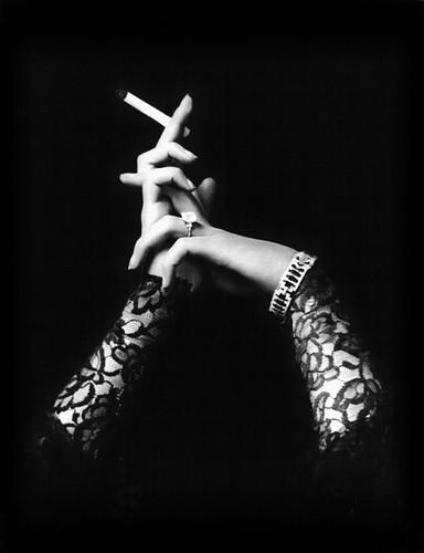Alfred Cheney Johnston Cigarette Ad 1933