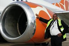 Zambezi Airlines Flight Engineer by Engine