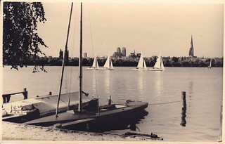 Lübeck Wakenitz 1949
