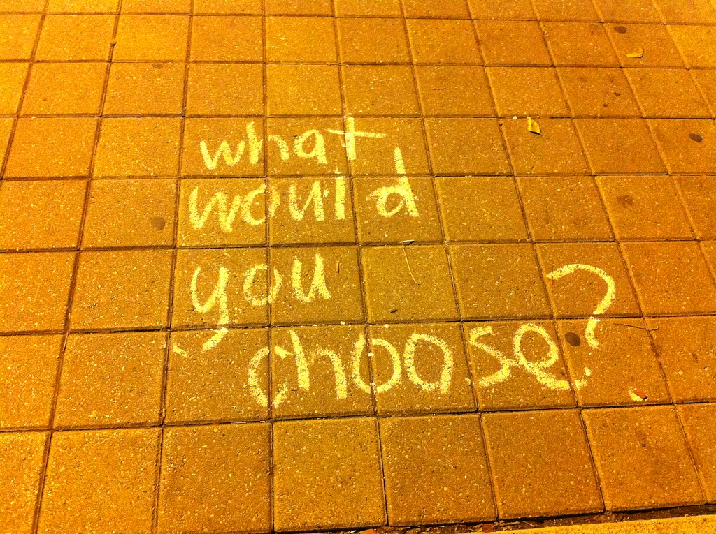 What would you choose?