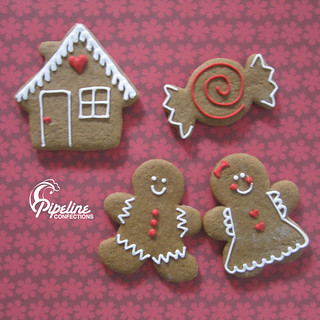 Gingerbread Collection 2010
