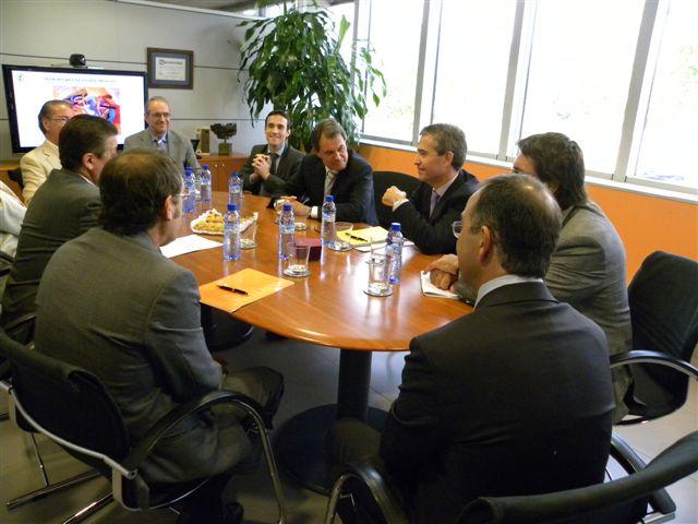 15.09.10 Artur Mas visita l'empresa Relats, a Caldes de Montbui 4