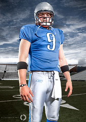 Matthew Stafford by clintdavis
