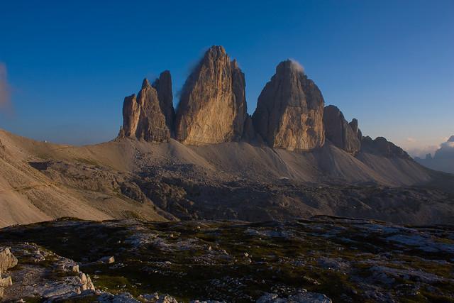 Panoramica navigabile Tre cime di Lavaredo 4998680657_b53925bccd_z