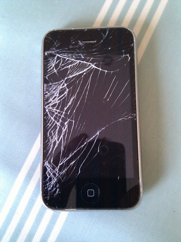 I Think I Need A New iPhone. Bugger