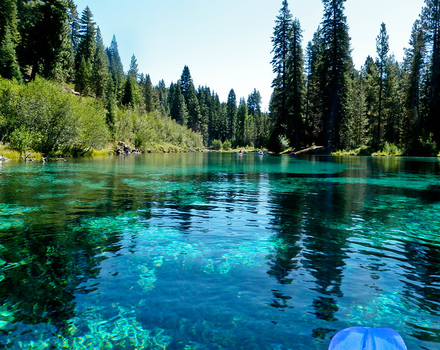 Kayaking Wood River Headwaters The Wood River Is A