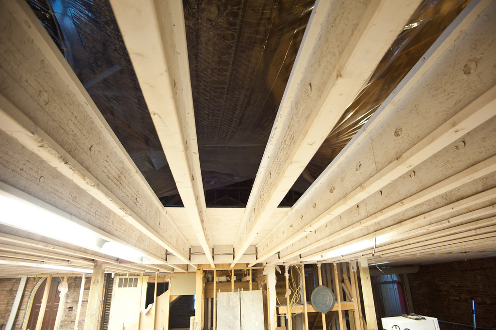I Beam Floor Joist Floor Joist Affordable Wood Flooring
