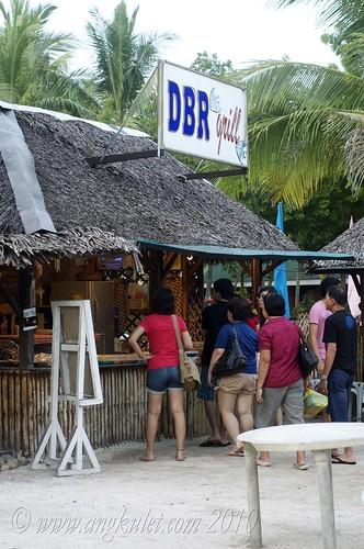 DBR Grill at Dumaluan Beach Panglao Island