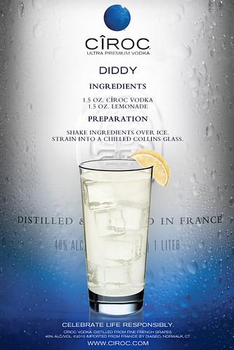 CÎROC® Diddy