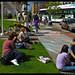 Tacoma Sidewalk Chalk - 2008-09-05