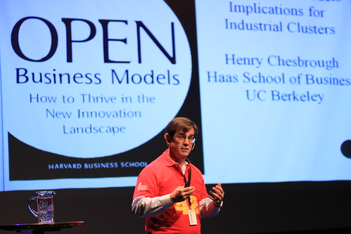 Open Innovation Defined