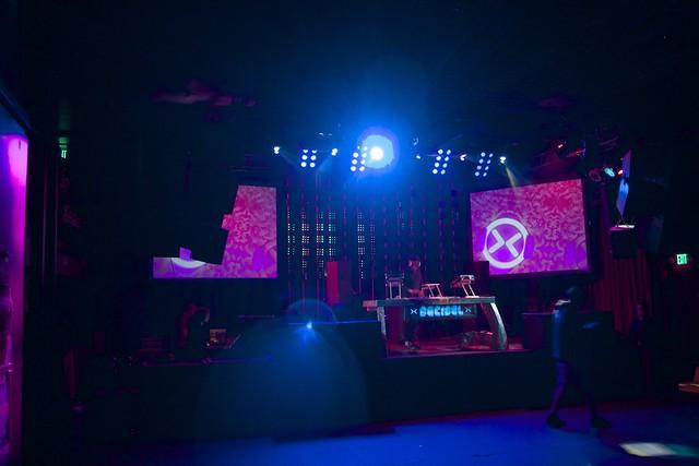 Monty Luke with AudioPixel LED Lighting