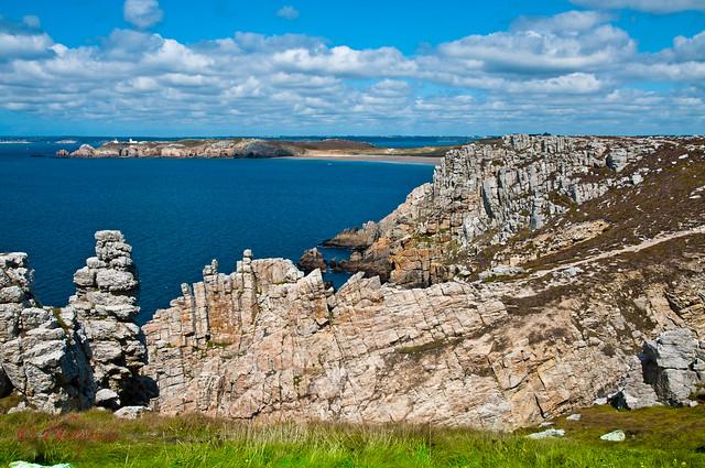 Côte rocheuse du Finistère