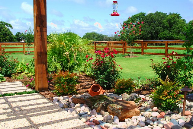 Landscape Boulders Dallas Tx : Landscape designs argyle texas to create a truly unique la