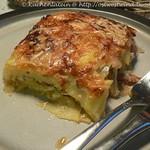 Kartoffel-Sauerkraut-Gratin