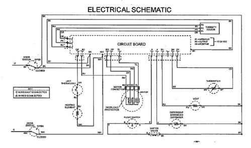 Wiring Diagram For A Whirlpool Dishwasher : Wdf pabb wiring harness whirlpool dishwasher